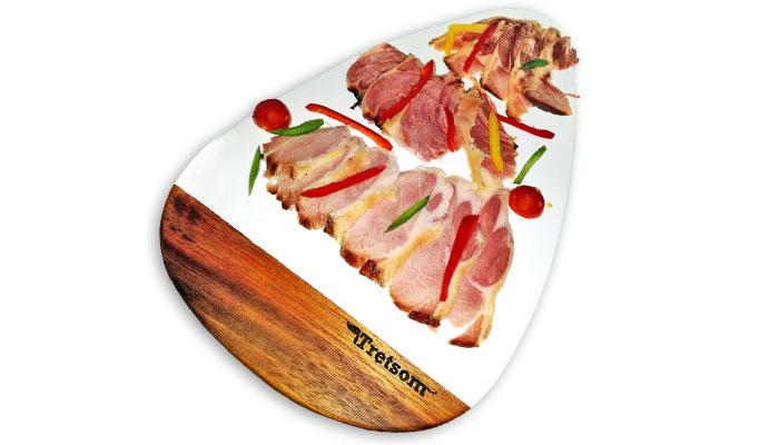 Custom Shaped Cutting Board